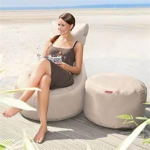 Gros Pouf Poire : gros coussin pouf cool coussin pouf fauteuil canape pour ~ Teatrodelosmanantiales.com Idées de Décoration