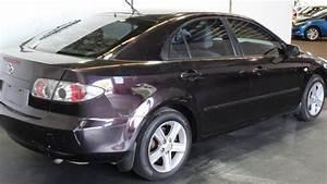 2005 Mazda 6 Gg 05 Upgrade Classic Black 6 Speed Manual Hatchback