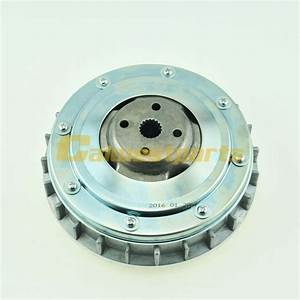 Primary Clutch Sheave Assembly For Yamaha Grizzly 700 4x4