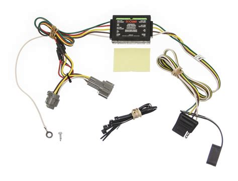 Custom Fit Vehicle Wiring For Nissan Frontier Curt