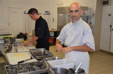 emploi formateur cuisine un chef étoilé pour relancer le pôle restauration de l