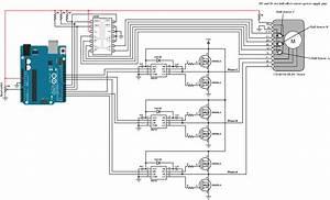 Cd-rom Sensored Bldc Motor Control With Arduino