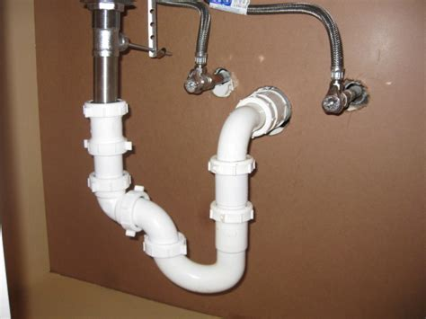 Plumbing-sink Tailpiece Doesn't Line Up With Trap-home