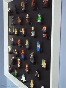 LEGO Figure Storage