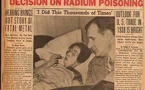 The Radium Craze  U2013 America U0026 39 S Lethal Love Affair By Matthew