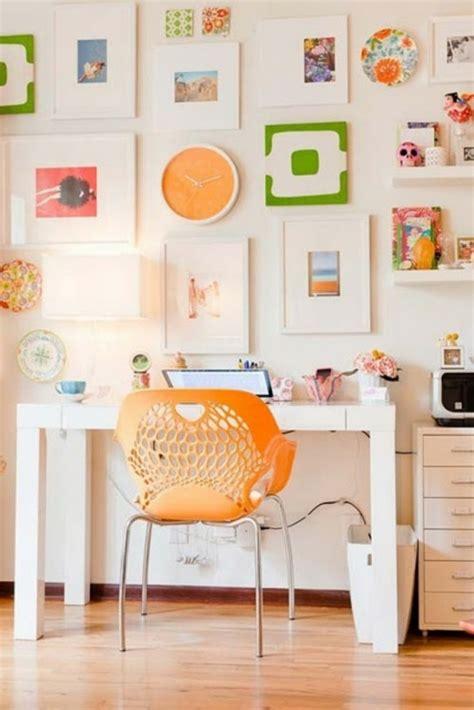 bureau d oration décoration de bureau à domicile 23 idées d 39 inspiration