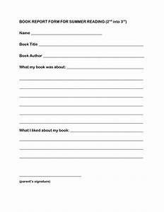 19 best images of 4th grade book report worksheets 3rd With fourth grade book report template