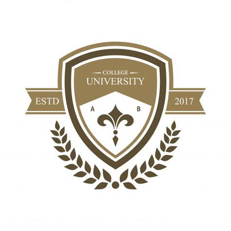 campus collage  university education logo design