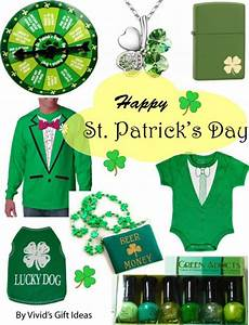 St Patricks Day Gifts - Awesome Gift Ideas - Vivid's