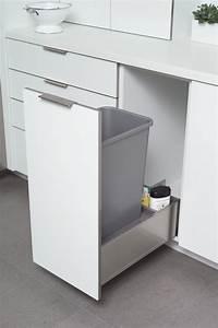 Mülleimer Für Küche : moderne einbau m lleimer f r die k che ideen und tipps ~ Michelbontemps.com Haus und Dekorationen