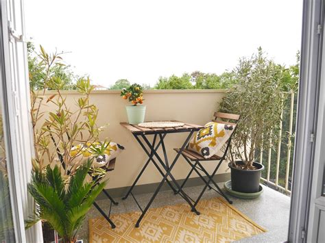 ma decoration de balcon idees  inspirations pour