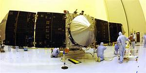 NASA's 'MAVEN' Space Probe To Reach Mars On Sunday | HuffPost