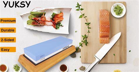 kitchen knives sharpening stone knife