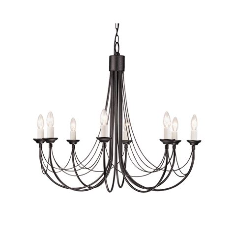 black chandeliers uk elstead cb8 black carisbrooke 8 light black chandelier