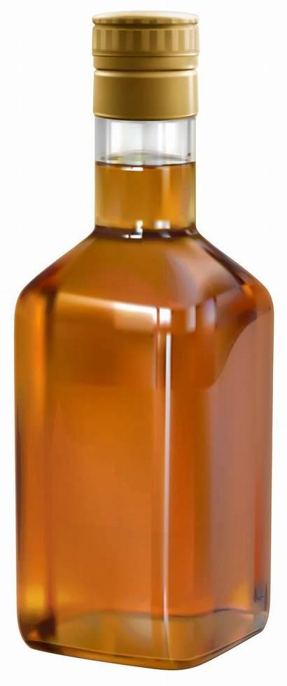 Whiskey Bottle Clip Whisky Clipart Transparent Drinks
