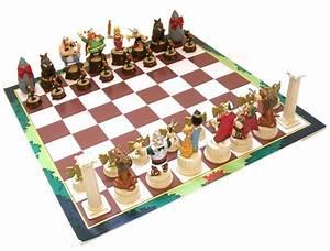 Jeu D échec Original : asterix jeu d 39 echecs plastoy plast69000 ~ Melissatoandfro.com Idées de Décoration