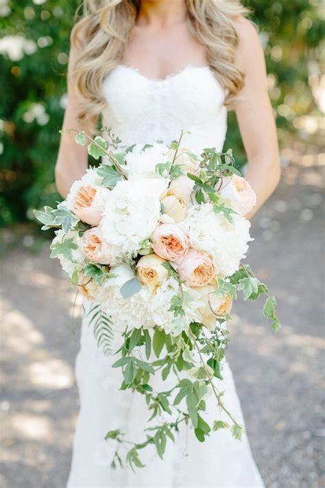 Cascading Bridal Bouquet Future Dream Wedding Pinterest
