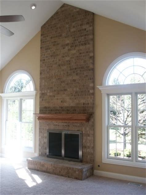 brick kitchen backsplash verseman development cary il home builder