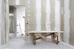 Prix Travaux Au M2 : pose de placo prix du placo au m2 pose de placo travaux et avantages de ~ Melissatoandfro.com Idées de Décoration