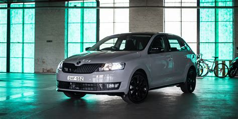 skoda rapid spaceback monte carlo review