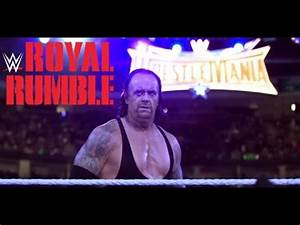 The Undertaker Returning at Royal Rumble 2017! - YouTube