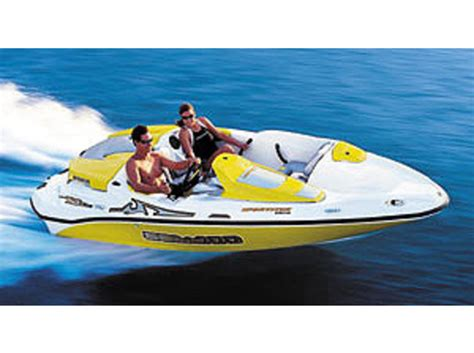 Seadoo Hits Boat by Sea Doo 4 Stroke Boats For Sale