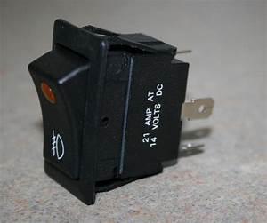 Fog Light Switch Question