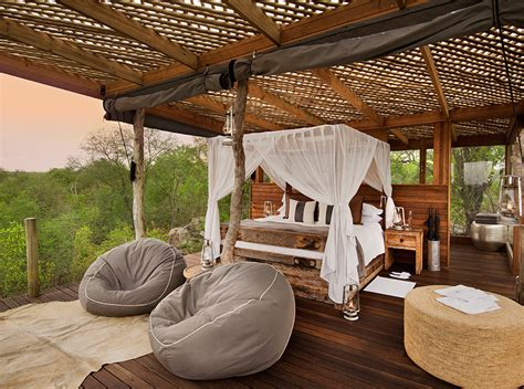 Luxurious Nature And Wilderness Sleepouts In South Africa