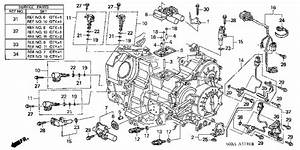 1999 Honda Odyssey Engine Schematic