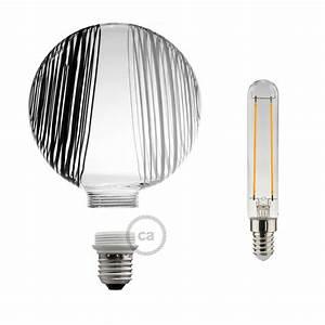 Ampoule Décorative Led : ampoule modulaire d corative led g125 blanc cercles ~ Edinachiropracticcenter.com Idées de Décoration