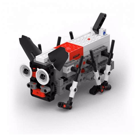 Original Xiaomi Mitu Robot Smart Building Block