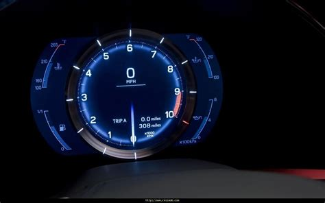 Digital Speedometer Wallpaper by Concept Roadster Speedometer High Quality Wallpapers