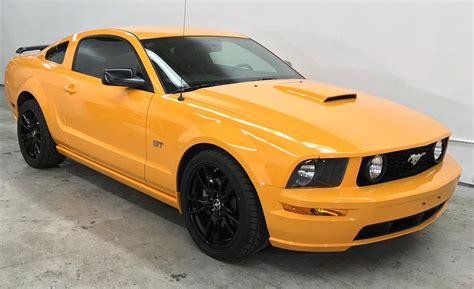 2007 Ford Mustang Gt Premium Stock # 0029 For Sale Near