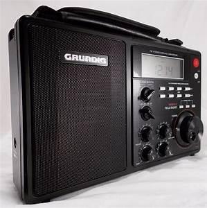 Eton Ngs450dlb Grundig S450dlx Deluxe Am Fm Shortwave