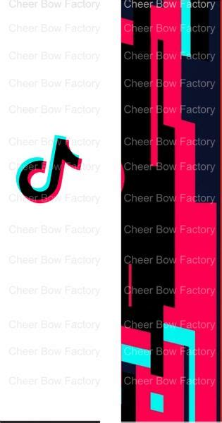 tik tok ready  press sublimation graphic cheer bow factory
