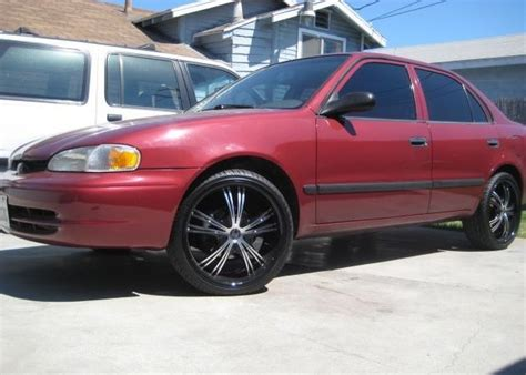 toyota corolla wheels custom rim and tire packages