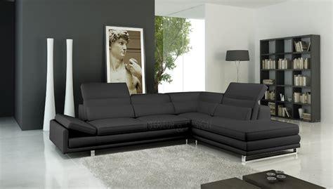 canapé d angle photos canapé d 39 angle cuir design italien