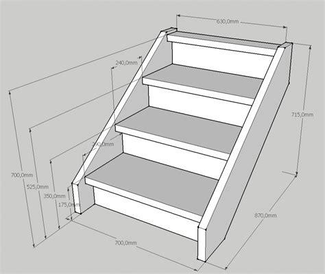comment fabriquer un escalier en fer cr 233 er un petit escalier en bois de 3 marches
