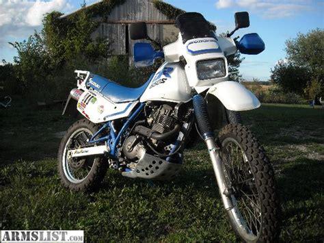 1990 Suzuki Dr650 by Armslist For Sale 1990 Suzuki Dr 650