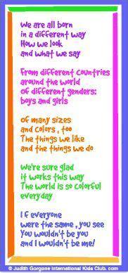 image result for poem about diversity for diversity 959 | 9b12d9f5dfaf4fc80e63bf03f437dda3