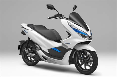 New Pcx 2018 Hybrid by Honda Pcx Electric And Pcx Hybrid Unveiled Bikesrepublic