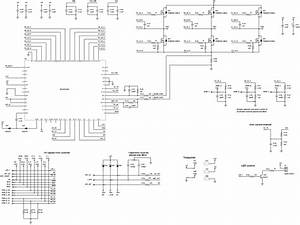 Drone Electronic Schematics
