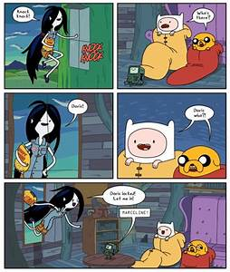 Adventure time!... Finn And Marceline Quotes