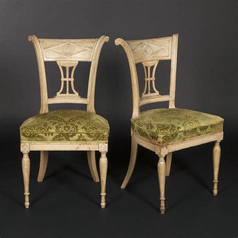 chaises de style paire de chaises de style directoire 2014061724
