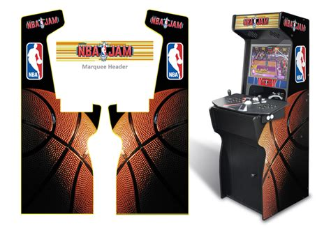 Xtension Arcade Cabinet Dimensions by 187 Custom Permanent Size Graphics Room Graphics