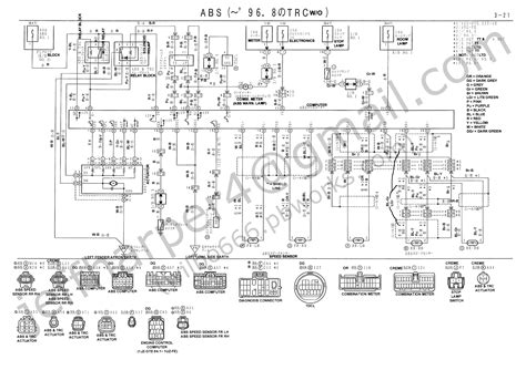 toyota soarer wiring diagram