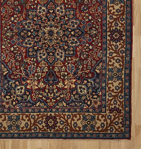Turkish Rug by Traditional Sivas Turkish Rug W Densely Patterned
