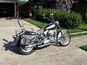 How To Get Rid Of Gas  2001 Dyna Super Glide Gas Tank