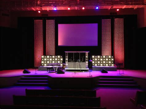 church stage designs dots and spots church stage design ideas