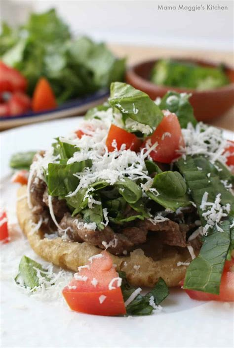 mexican sopes video